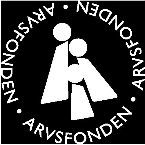 Logotyp för Allmänna Arvsfonden